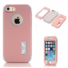 Case coque iphone I6 PLUS 6GPLUS 6SPLUS 5.5 inch silicone,3-in-1 fashion cover cases Apple iPhone mobile phone LS - DEVIN store