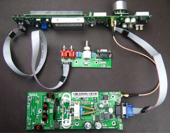 FSN-300E 300W LCD display Stereo FM Broadcast Transmitter DIY transmitter  Free Shipping PCB KIT