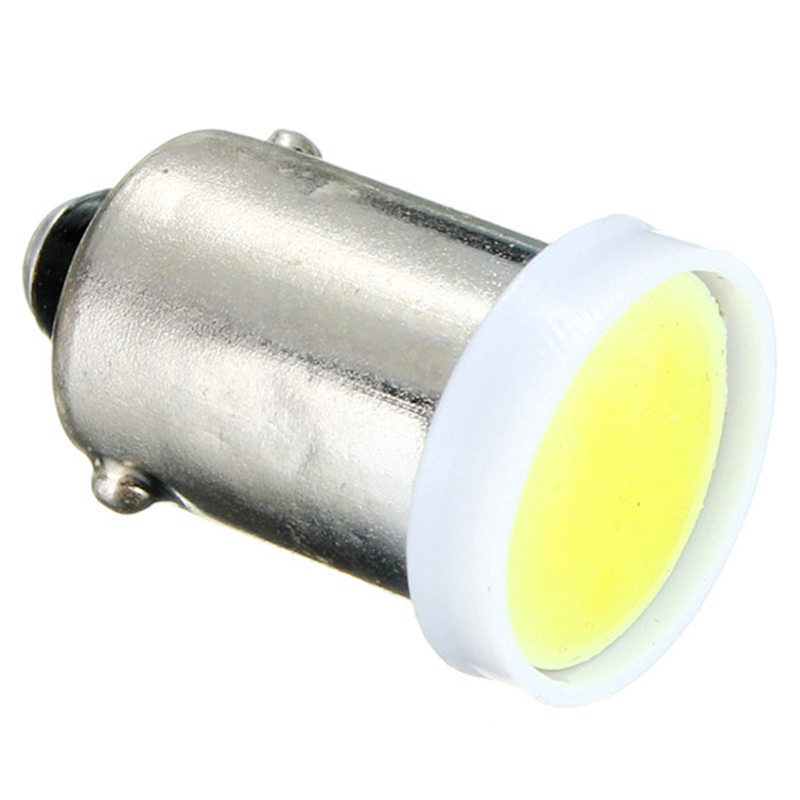 1pc BA9S T4W 363 T11 Ceramic COB LED auto Clearance Lights car marker light parking BULBS reading dome Lamp license plate light(China (Mainland))