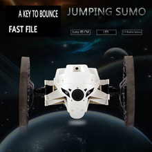 Buy Mini Bounce Car SJ80 4CH 2.4GHz Jumping Sumo RC Car Bounce Car Robot for $33.99 in AliExpress store