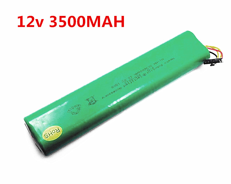NI-MH 12V 3500mAh Replacement battery for Neato Botvac 70e 75 80 85 D75 D8 D85 Vacuum Cleaner battery(China (Mainland))