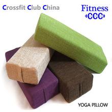 High hard foam square Iyengar Yoga pillow(China (Mainland))