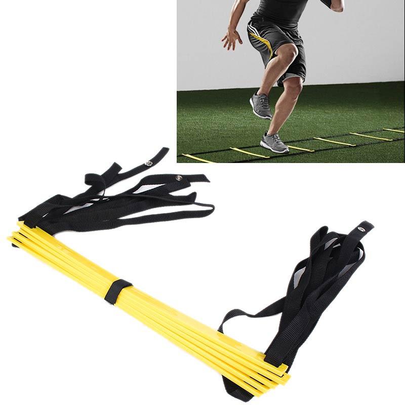 Landice L7 Treadmill Ebay: 5 Rung 10 Feet 3m Agility Ladder For Soccer Speed Fitness