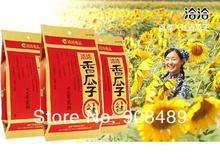 Free Shipping Nut Sunflower seed 780g 260g 3 bags snacks instant food QiaQia Gua Zi
