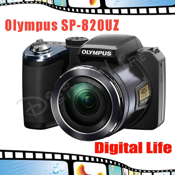 Original Olympus SP-820UZ SP820UZ 14 MP 40x Optical Zoom Digital Camera(China (Mainland))