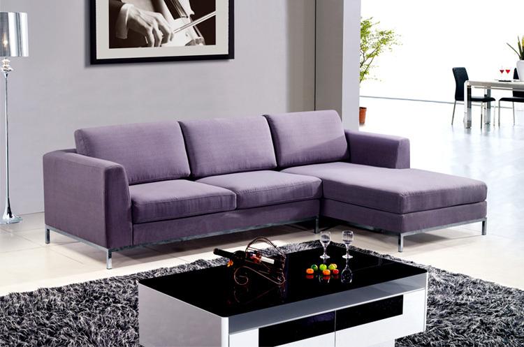 Acquista all 39 ingrosso online divano ad angolo moderno design da grossisti divano ad angolo - Divano viola ikea ...