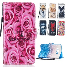Buy Fashion Colorful Flip Leather Case Cover Lenovo A6020 6020 a40 a36 Vibe K5 K 5 Plus 5Plus K5Plus Wallet Phone Cases for $4.90 in AliExpress store