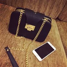 PU Leather Women Handbag Shoulder bag For iPhone 6 6S 7.5 Inch Phone Clutch Bag Messenger bag Can Hold 20cm Long Wallet A0401