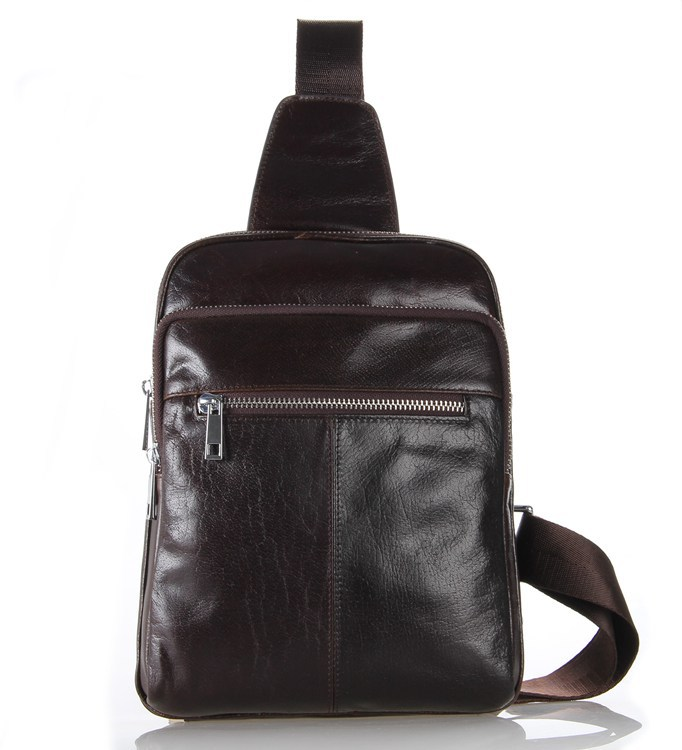 7216C Quality Genuine Leather Backpack First Layer Of Cowhide Backpack Fashion  Travel Bag School Bag Free Shipping<br><br>Aliexpress