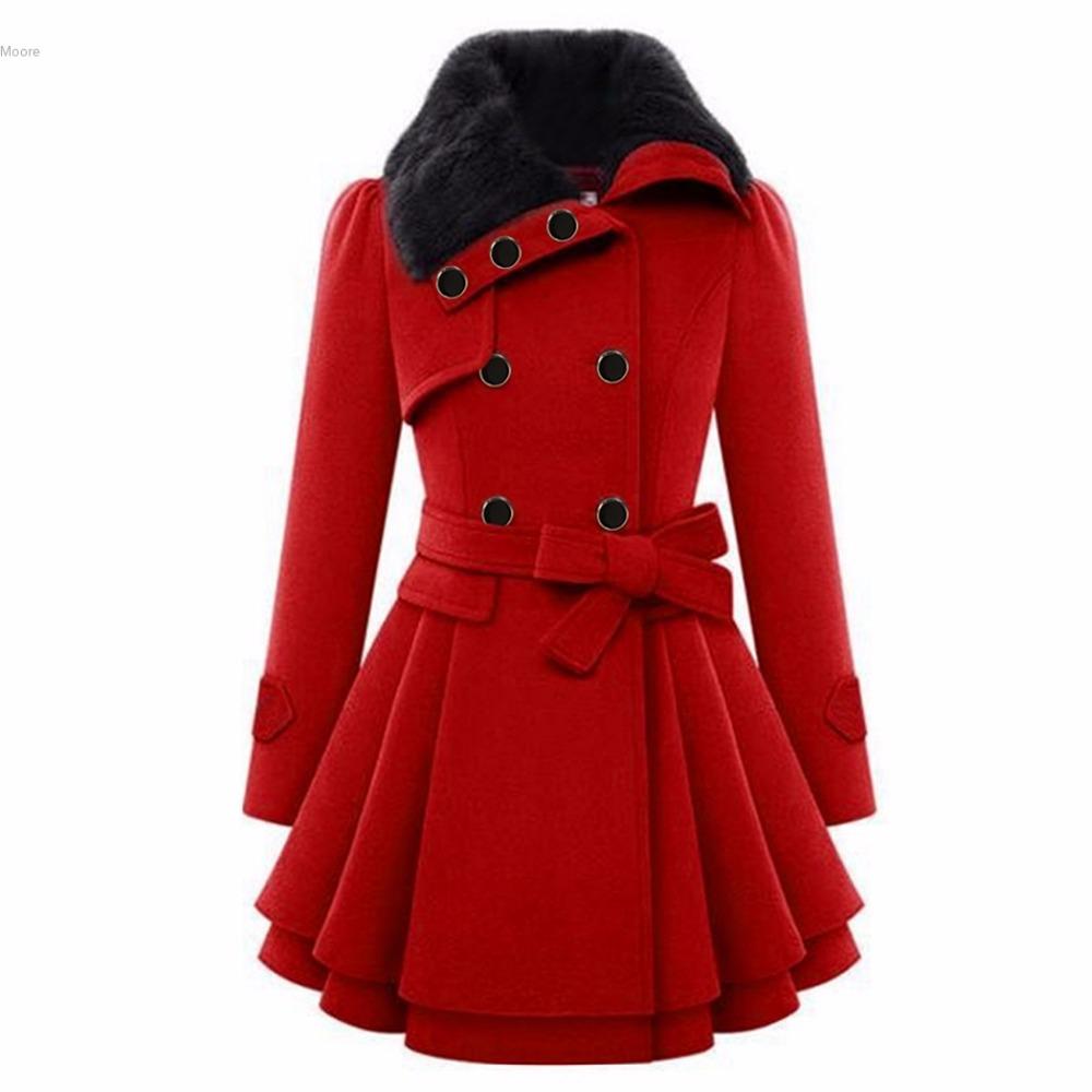 Женская Верхняя Одежда Зима Осень