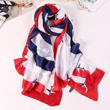 fashion big Beach scarf luxury brand silk scarves designer scarf women high quality High Quality Bufanda de la mujer(China (Mainland))