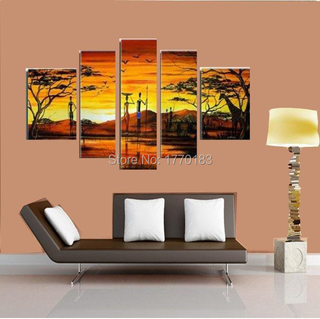 Safari Wall Art safari wall art - popular safari canvas wall art-buy cheap safari