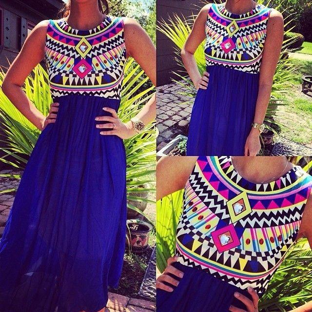 2015 summer style summer dresses women Casual Pleated Print Sleeveless Tank O-Neck Chiffon Floor-Length Dresses vestido de festa(China (Mainland))