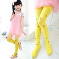 Children leggings velvet pantyhose elastic pants girls spring summer girls stockings leggings candy colored children leggings