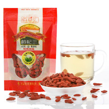 5A goji berry The king of Chinese wolfberry medlar bags in the herbal tea Health tea goji berries