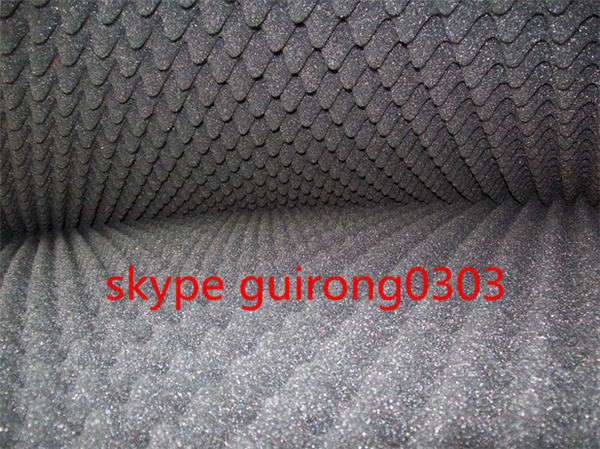 30MM thickness high density sound insulation of noise material use for hotel wall covering paypal flame-retardant(China (Mainland))