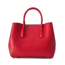 Medium Bag Genuine Leather 2016 New Designer Ladies Office Bag Fashion Women Tote Bag Famous Brand Shoulder Bag Female Bolsas
