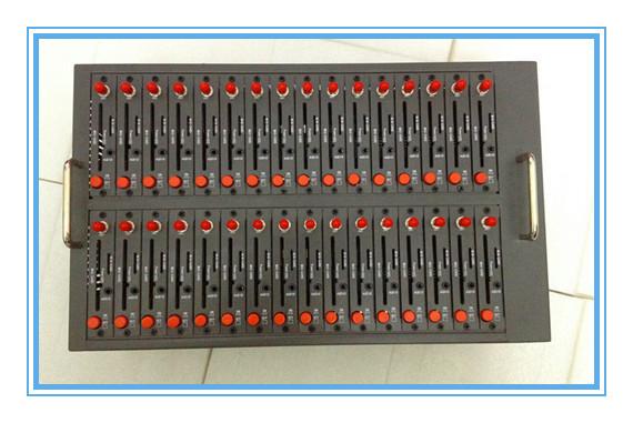 2015 Newest Wavecom Q2403A GSM 900/1800MHZ USB interface 32 PORTS GSM SMS Modem Pool(China (Mainland))