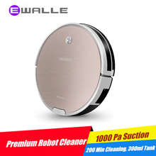 Robot Vacuum Cleaner ECOVACS DEEBOT Glaze CEN663 for Home, 1000Pa 55DB, 300ml Water Tank, Sweep, Suction, Wet Mopping and Dry(China (Mainland))