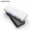 PINENG Mobile Power Bank 10000mah Dual USB Portable Charger Mobile Phone Backup Powers External Battery Charger