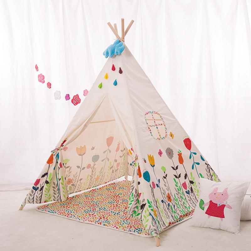 Teepee enfants bricolage jeu enfants maison de jeu jouet ...