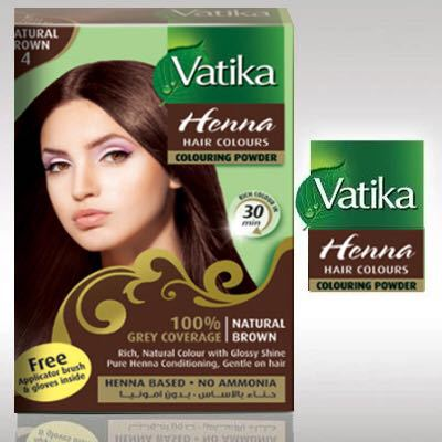 Vatika henna hair color reviews