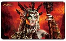 Bloodbraid эльф — MTG настольная игра коврик стол коврик для магия сбор играть коврик для мыши мат 60 x 35 см