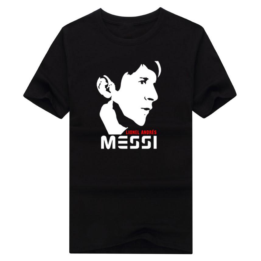 2016 Men Brand Lionel <font><b>Messi</b></font> #<font><b>10</b></font> Barcelona casual sport short sleeve <font><b>t</b></font> <font><b>shirts</b></font> <font><b>Football</b></font> fans die-hard Soccer Star Icon <font><b>t</b></font>-<font><b>shirt</b></font>