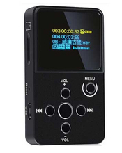 2015 New * XDUOO X2 Professional HIFI MP3 Music Player with OLED Screen * Support MP3 WMA APE FLAC WAV format(China (Mainland))