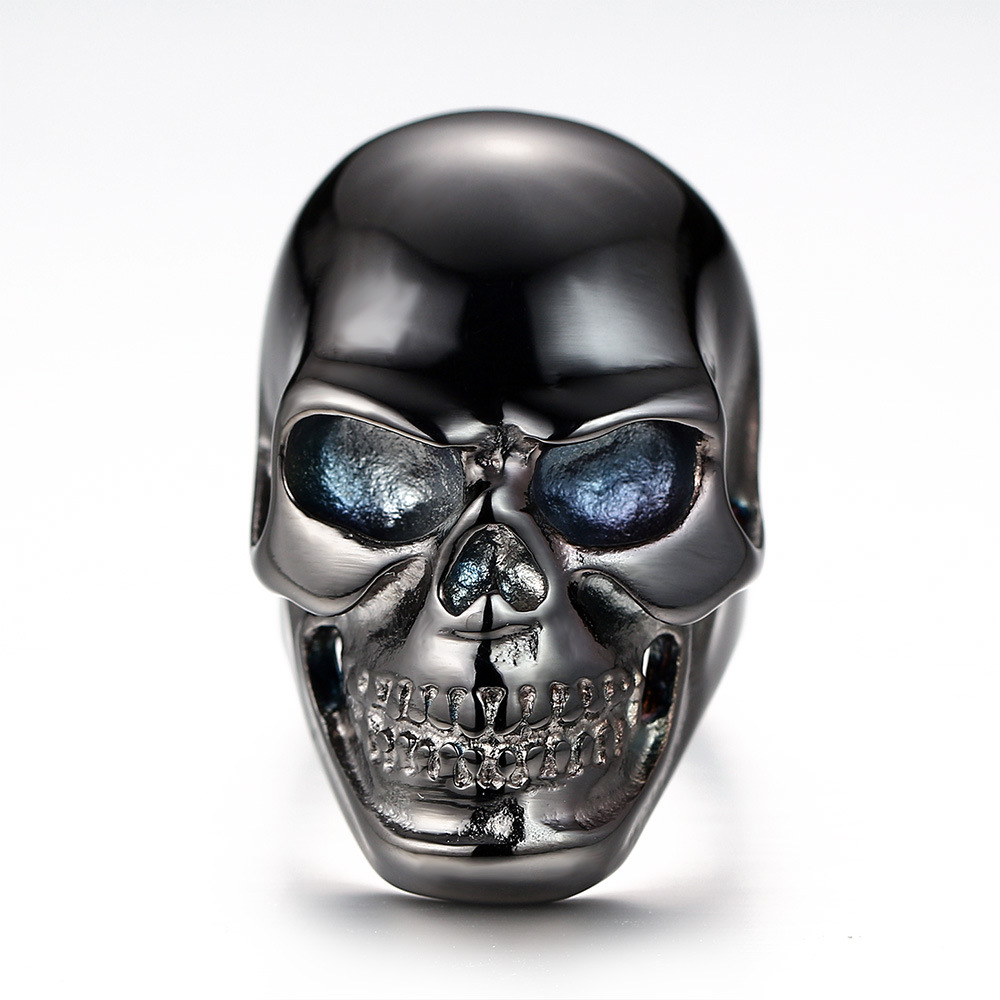 Aliexpress.com : Buy Stainless Steel Rings Vintage Skull ...