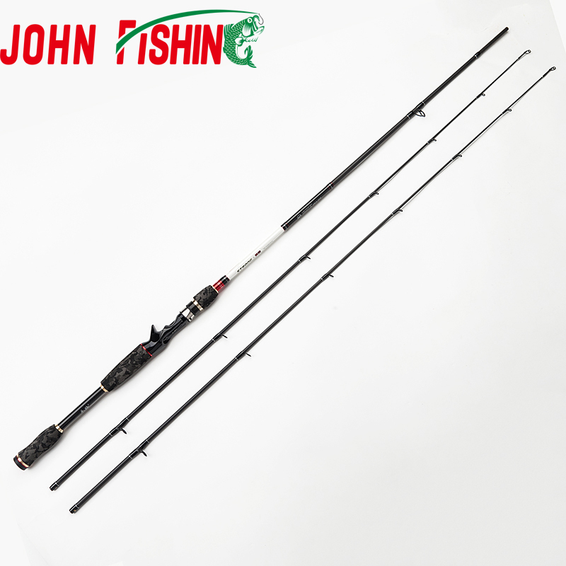 Lure Fishing 2 Tips Casting Fishing Rod M MH Power 10Kgs Non-broken Baitcasting Rod Fishing Tackle(China (Mainland))