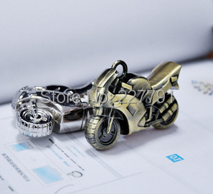 100% real capacity! New Hot Metal Motorcycle minions usb 2.0 flash memory stick 8GB/16GB/32GB drive/pen drive - Smile Digital Technology Co., Ltd. store