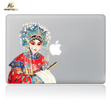 Buy Mimiatrend Opera Role Laptop Decal Sticker Apple MacBook Air Pro 11 13 15 inch Cover Sticker Mac Case Cover Skin Sticker for $6.87 in AliExpress store