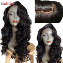 7A Glueless Full Lace Wigs Virgin Malaysian Wavy Hair Wig with Bleached Knots Full Lace Front Human Hair Wigs For Black Women(China (Mainland))