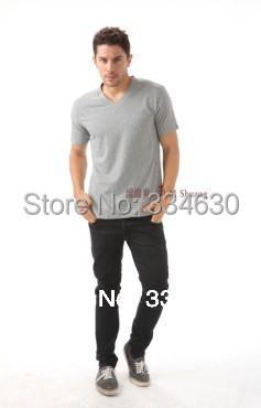 men brand t shirt Men's Fashion Short Sleeve Tee T Shirts, Good Quality, - A Roy's store