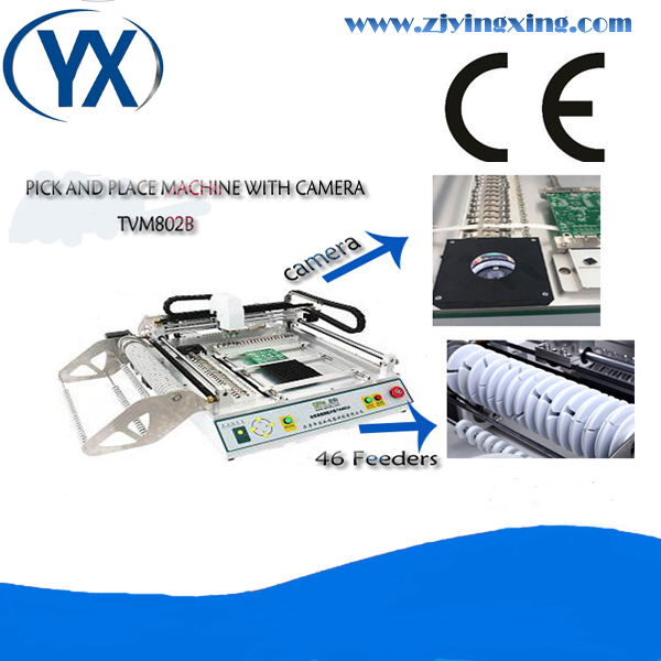 Hot Sale Professional Desktop Semi-auto Silk Screen Printers Led Manufacturing Machine/Pcb Assembly Machine TVM802B(China (Mainland))