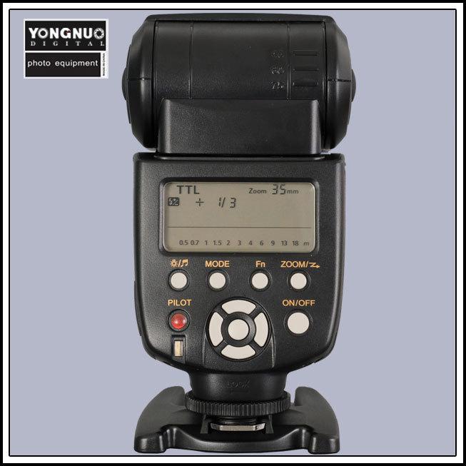 YONGNUO YN-565EX YN565 EX TTL Wireless Flash Speedlite Nikon D3200 D3300 D5200 D5500 D7000 D7200 D800 D700 D90 DSLR