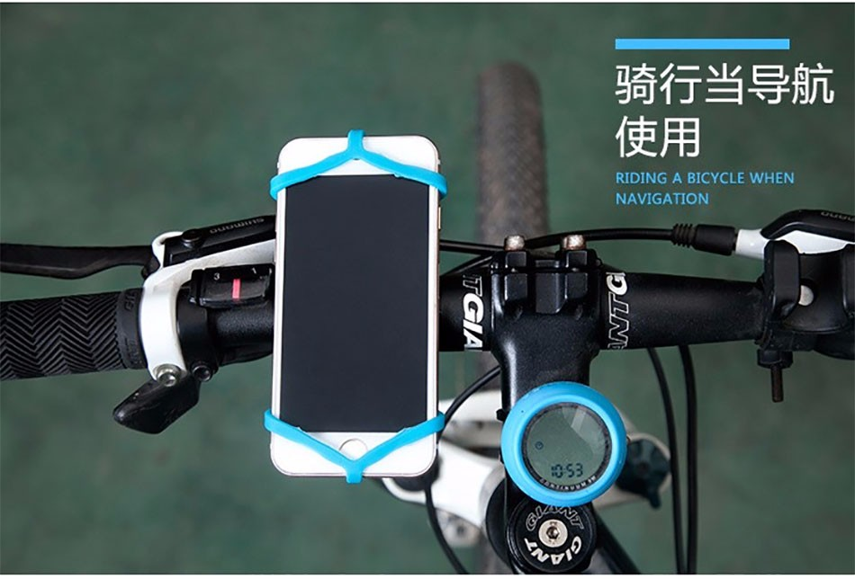 2016 Universal Mobile Cell Phone Bike Bicycle Motorcycle Handlebar Mount Cradle Holder Support for iPhone for Samsung