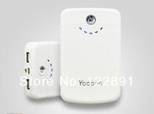 Wholesale!11200mAh Mobile Power Bank+High Capacity Portable Power Station+Dual USB Fast Charging 10pcs/lot  DHLFree Shipping (China (Mainland))