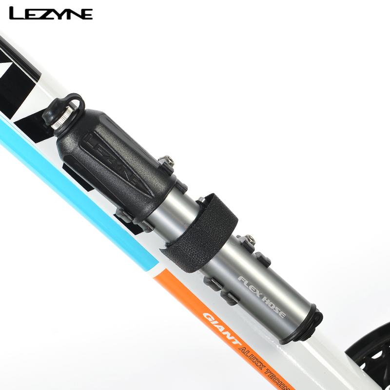LEZYNE Sprot HP 120psi 8.3bar /HV 90psi 6.2bar Bicycle Cycling Bike Portable Multifunction Mini Pump Equipped ,2Colors(China (Mainland))