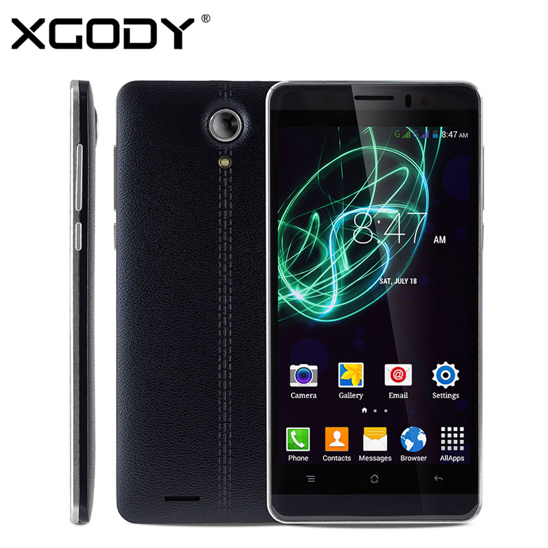 """XGODY N860 5"""" Android 4.4.2 3G/2G Smartphone Unlocked MTK6572 Dual Core 512MB+4GB Cell Phone Dual SIM 2MP/5MP Mobile Phone(China (Mainland))"""