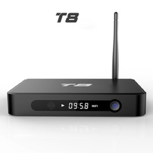 T8 Box TV Android4.4 Quad Core OS Amlogic Cheapest Digital Set Top Box Support 4k For IPTV Goolge Smart TV Laptop Iphone Samsung