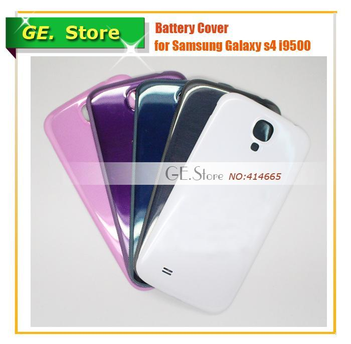 Original Replacement S4 Back Cover Housing Battery Door GT-i9500 Samsung Galaxy siv s4 i9500 - Gadget Express Store store