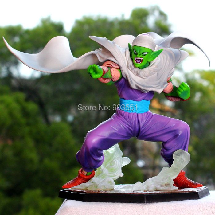Anime Dragon Ball Z Piccolo Figure PVC Action Figures 13cm Dolls Children Toys in box Chinese Version Free Shipping(China (Mainland))