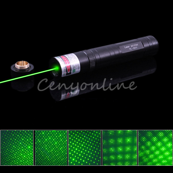 product The Berst Price Adjustable Focus Green Laser Pointer Pen Beam 532NM High Power 5mw Star Night Cap Picture Presentation Class