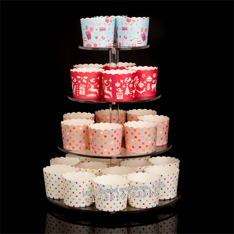 Decoration Of Cake In Home : 4 tier Cake Stand 2016 Wedding Decoration Cake Decorating ...