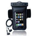 Waterproof Dry Case Bag with Earphone Phone Arm Bag for Smart phone MP4 Samsung Iphone 6