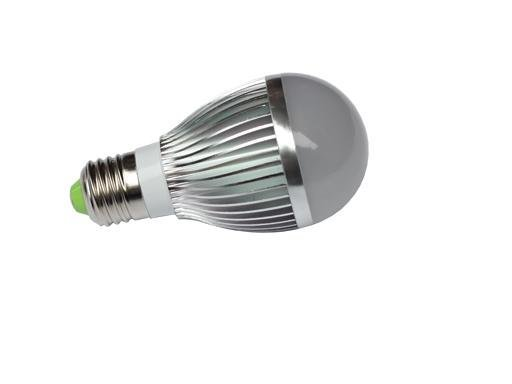 E27 high power led bulb;3*1W;230-300LM;2700-3300K;size:50mm*115mmc;warm white