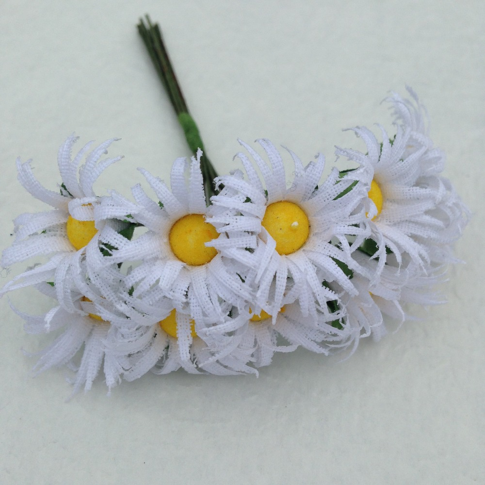 Daisy Bouquet mariage