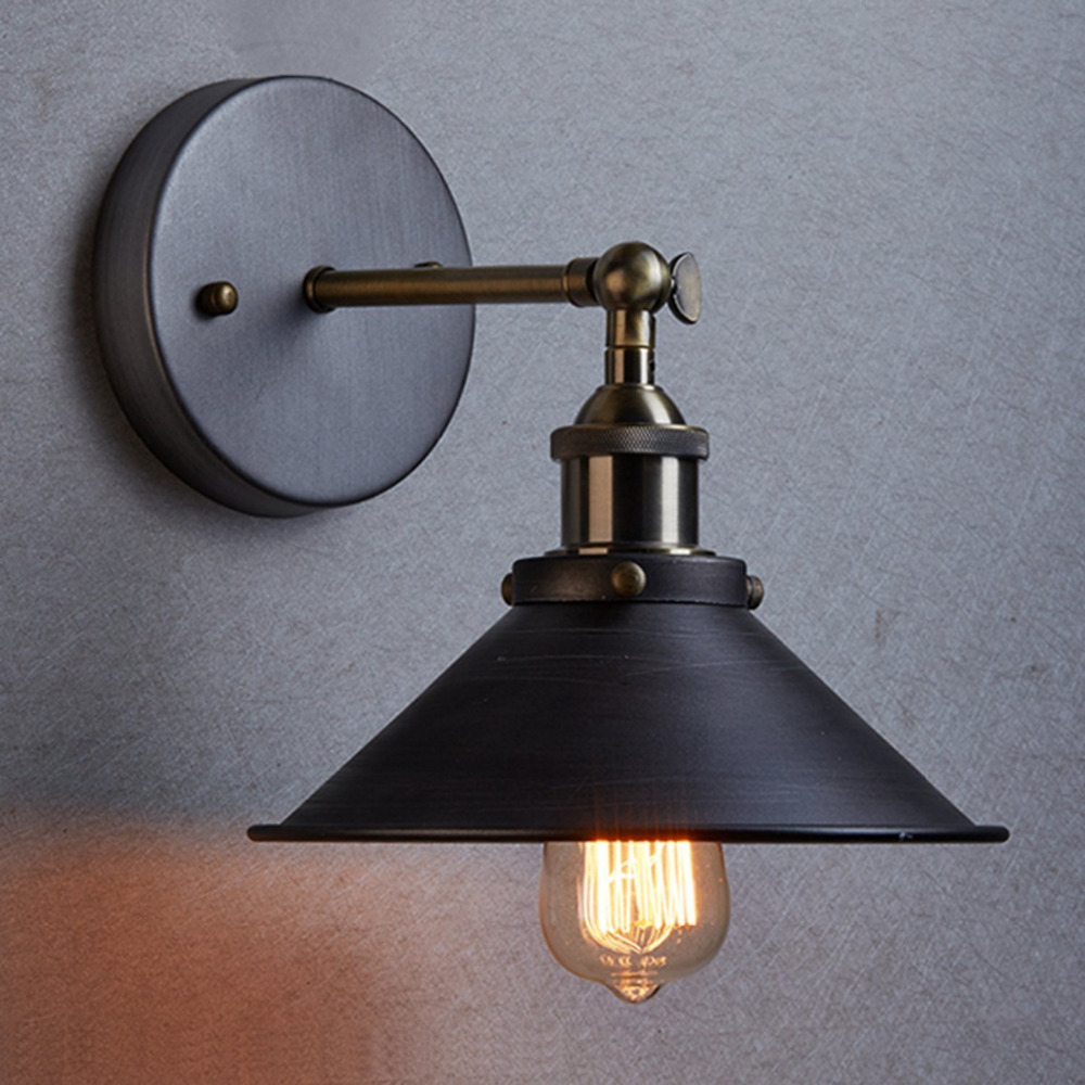 Free Shipping Wall Lamps Retro Style Wall Lighting Sconce Little Umbrella Lamp Light Fixtures For Bar Cafe Home<br><br>Aliexpress